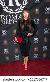 """Dr.Sam Nguyen Di Ai Hong Sam attends Roman Media's 5th Annual """"A Celebration of Women and Diversity in Film"""" at Saint Felix, Los Angeles, CA on February 18th, 2019"""
