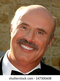Dr Phil McGraw at the Daytime Emmys 2007 Kodak Theater Los Angeles, CA June 15, 2007