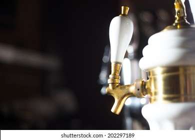 draft beer tap