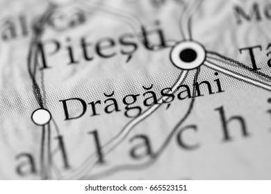 Dragasani. Romania