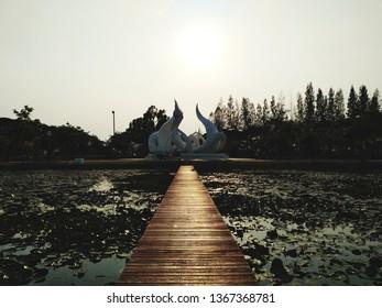 Dragon Thailand Backgruound Wallpaper