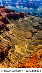 Dragon Corridor, Grand Canyon, Arizona, USA