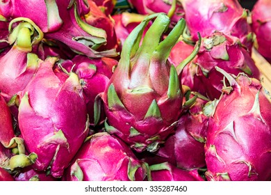 Dragon Thai fruit, Thailand