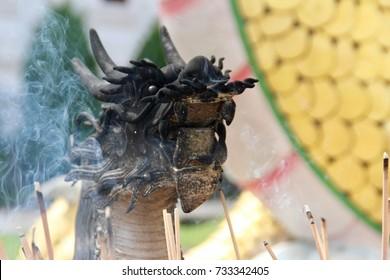 Dragon worship