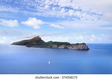 Dragonera island. Mallorca
