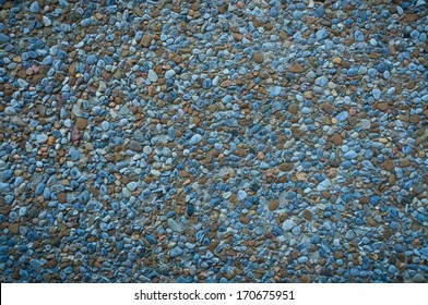 Dramatic Background of pebbles.