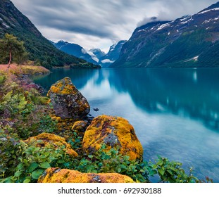 Norway Landscape Backgrounds High Res Stock Images Shutterstock