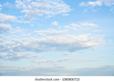 Dramatic sunset sky with cloud nature landscape background