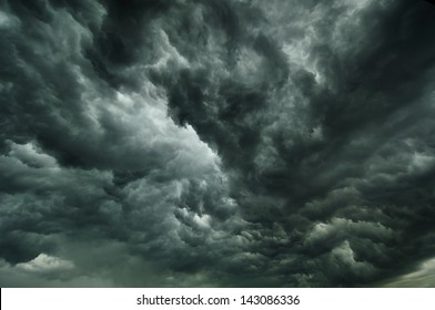 Dramatic Thunderclouds