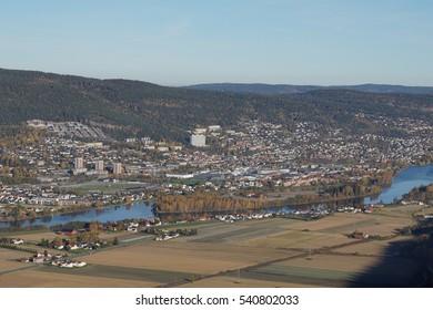 Ã?ssiden, Drammen, Norway