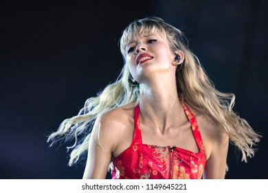Dranouter, BE. 03 Aug, 2018. ANGÈLE.