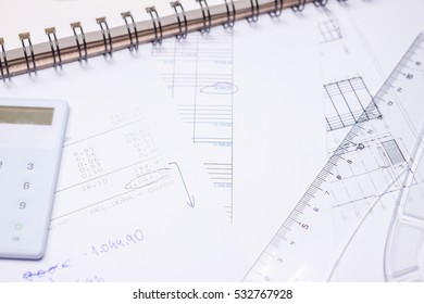 drawing calculation investment project