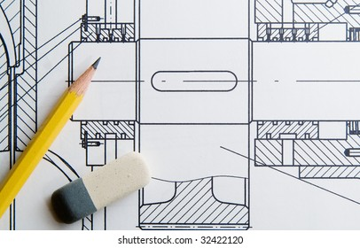 Similar images stock photos vectors of engineering for Who draws house plans near me