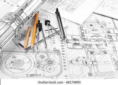 Drawing detail and drawing tools