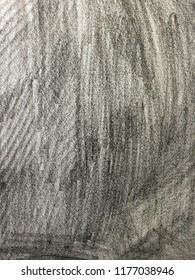 Drawing with EE and graphite Rod pencils on paper for an art work background.