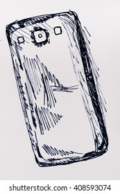 "Drawing ""Smartphone"""