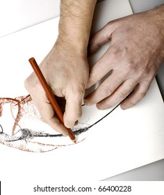 Drawning hands