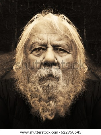 Old Man For A Art
