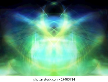 dream abstract background