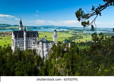 Dream Castle Neuschwanstein