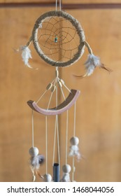 dream catcher - traditional Native American or shamanistic souvenir and amulet