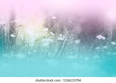 Dream floloral background