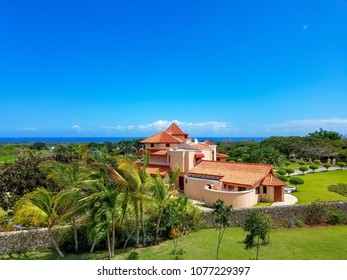 Dream house in the Caribbean
