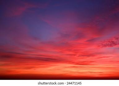 Dream Sunset, Lebanon