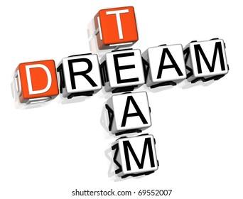 dream team images stock photos vectors shutterstock rh shutterstock com dream team logo vector dream team logo 512x512
