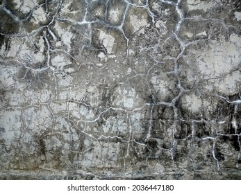 Dreamstime.com Unfinished Concrete Wall With A cracked Texture