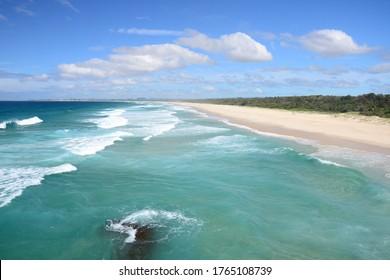 Dreamtime beach, Tweed Heads, Australia