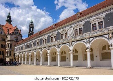 Dresden Castle Residence, Germany