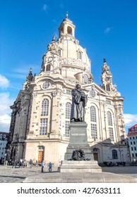 Dresden, Frauenkirche, Church