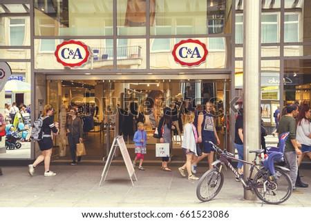 Dresden Germany June 10 2017 Ca Stock Photo Edit Now 661523086
