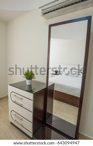 Dressing Table Mirror Interior Design Decor Stock Photo Edit Now