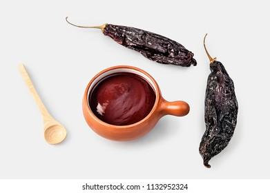 Dried Aji Panca Organic Chili Pods