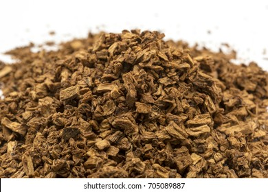 Dried burdock, Burdock tea ingredients.