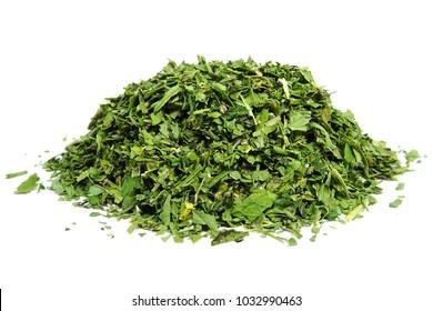 dried coriander leaf spice