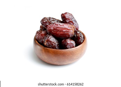 Dried dates (fruits of date palm).