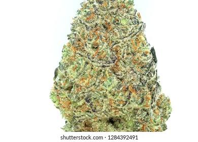 Dried Deadhead OG Cannabis flower