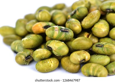 dried edamame soya beans