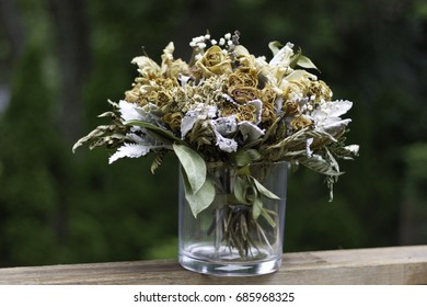 Dried Flowers in the details