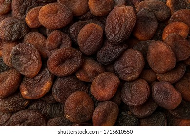 Dried fruit, dried apricots as a background