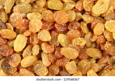 dried grapes, can be used as background
