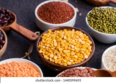 Pulses Food Images, Stock Photos & Vectors | Shutterstock