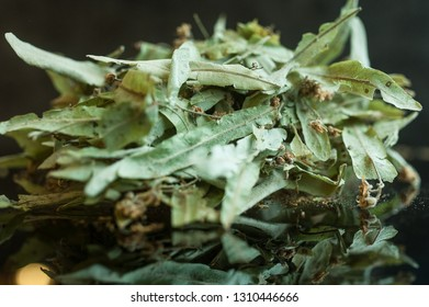 The dried linden flowers, leaves, and wood are used for medicine. Some people take linden leaf for colds, stuffy nose, sore throat, breathing problems (bronchitis), headaches.
