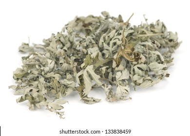 Dried Mugwort Leaves; Non sharpened file