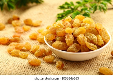 Dried raisins -delicious dry grapes