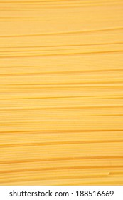 Dried spaghetti texture and background