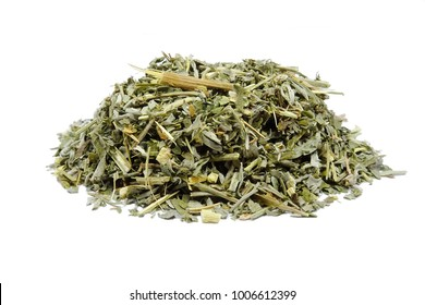dried wormwood herb (Artemisia absinthium)